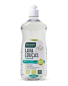 Lava Louças Menta 650ml|Biowash
