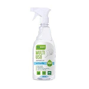 Multiuso Sensitive Gatilho sem Fragrância 650ml | Biowash
