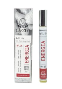 Roll on Energia 10ml | Laszlo