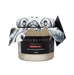 Óleo Vegetal Coco Palmiste 500ml | Laszlo