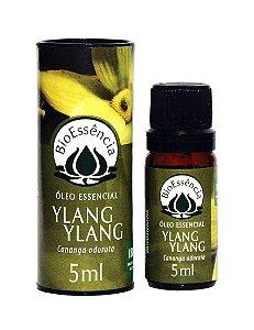Óleo Essencial Ylang Ylang 5ml |BioEssência