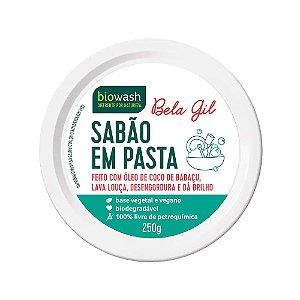 Sabão em Pasta Bela Gil 250gr | Biowash