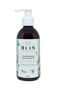 Ultra Hidratante Corporal Infantil Aveia e Lavanda 200ml | Olin
