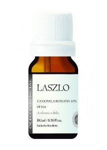 Óleo Essencial Camomila Romana 10% 10ml | Laszlo