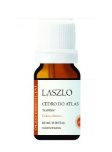 Óleo Essencial Cedro-do-Atlas 10ml | Laszlo