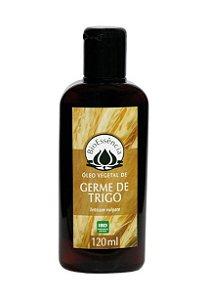 Óleo Vegetal Germe de Trigo 120ml | BioEssência