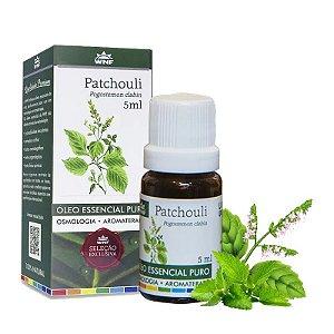Óleo Essencial Patchouli 5ml | WNF