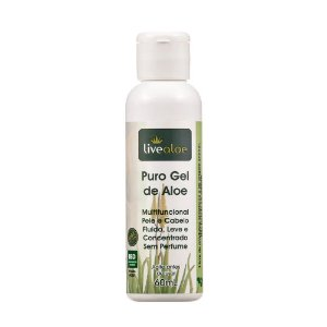 Puro Gel de Aloe 60ml | LiveAloe