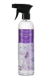 Água Perfumada Tecidos e Ambiente Lavanda 500ml | Aromagia