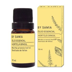 Óleo Essencial Hortelã Brasil 10ml | By Samia