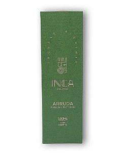 Incenso Terapêutico Natural ARRUDA | Inca Aromas
