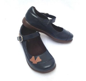 Sapato Boneca Feminino Ortopédico Couro Legítimo 3601