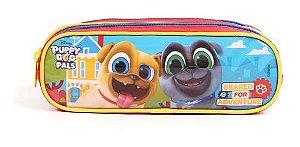 Estojo Escolar Infantil Dermiwil Puppy Dog Palls 52139
