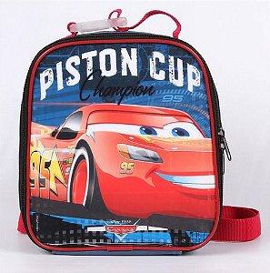 Lancheira Escolar Infantil Carros Dermiwil Grande 51813