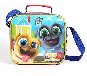 Lancheira Escolar Infantil Dermiwil Puppy Dog Palls 52140