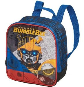 Lancheira Infantil Transformers Bumblebee 933w11 Pacific