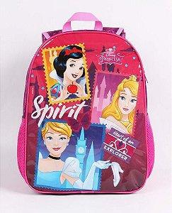 Mochila Infantil Escolar Dermiwil Princesas Disney G 52099