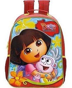 Mochila Infantil Feminina Dora Aventureira Xeryus 8022