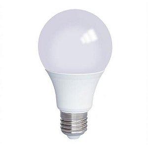 Lampada Led Bulbo A60 9W Luz Amarela