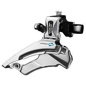 Cambio Dianteiro Shimano Altus FD-M313 6/7/8v Dual Push D Swing
