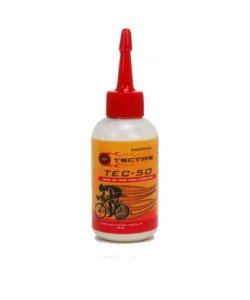 Óleo Lubrificante Tectire Tec-50 Cera Corrente Top 60ml Bicicleta Bike MTB Speed