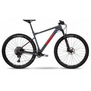 Bicicleta BMC Bmc Teamelite 02 One 29 Carbon 12V Eagle Gry Red Black