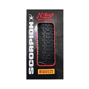 Pneu Pirelli Scorpion Mb3 27,5 X 2.1 Kevlar S/ Arame Mtb - Un