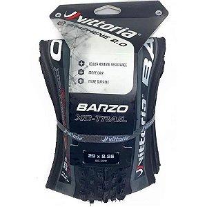Pneu Vittoria Barzo Xc Trail 29x2.25 Tlr Grafeno 2.0 Unidade