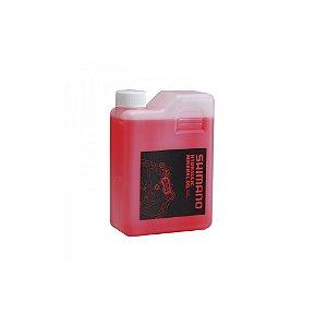 Óleo Freio Hidráulico mineral Shimano SM-DB-OIL Galão 1 Litro