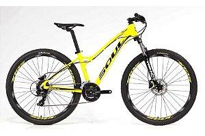 Bicicleta Soul Flora 27,5 Shimano 24v Mtb Freio Hidraulico