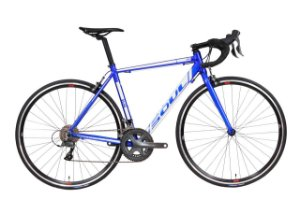Bicicleta Soul 1R1 Speed Road Shimano Claris Azul Tam 53