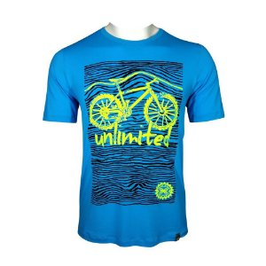 Camisa Muhu Sem Limite Azul Turqueza Thermal Dry Masculino