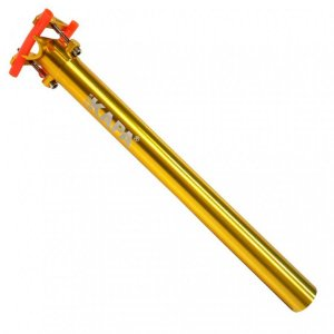 Canote de Selim Kapa 31.6 350mm 230g Light Dourado