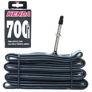 Câmara De Ar Speed Kenda 700x23 Bico Longo 60mm - UN