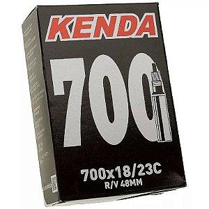 Camara De Ar Kenda Speed 700x18/23c Bico Fino 48mm - UN