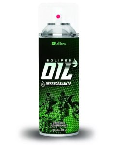 Desengraxante Solifes Oil Spray Bicicleta Bike Moto - 200ml