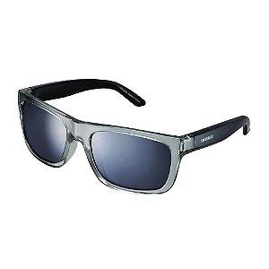 Óculos Shimano Tokyo Ce-TKY01-MR Azul Claro Lente Fumê Espelhado