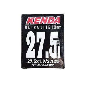 Câmara De Ar Kenda Ultra Lite 27.5 X 1.9/2.125 Presta 48mm - Unidade