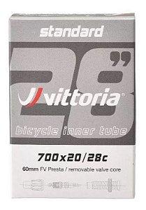 Câmara De Ar Vittoria 700x20/28c Válvula Presta 60mm - Unid