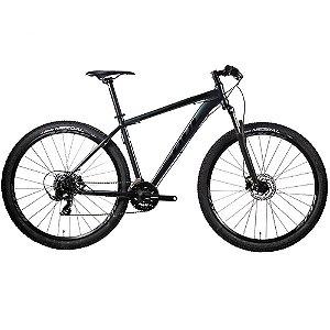 Bicicleta Soul SL129 MTB Aro 29 21v Freio Hidraulico Grafite
