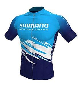 Camisa Ciclismo Shimano Service Center Biker