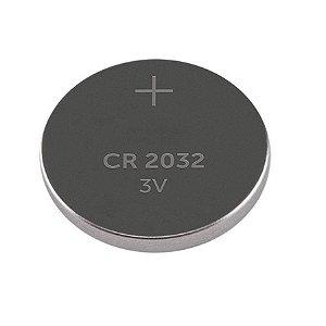 Bateria Pilha Litio 3v Cr2032 220mah Nao recarregavel - Un