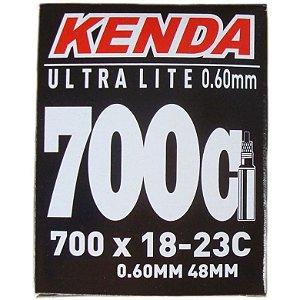 Câmara De Ar Kenda 700 X 18/23c Ultra Lite Speed 48mm