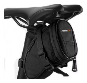 Bolsa Bicicleta Case Para Selim Resistente Agua Bi093 Atrio