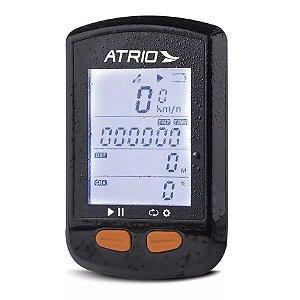 Ciclocomputador Atrio Steel Gps Bluetooth Cadencia Strava