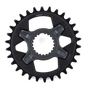 Coroa Engrenagem Shimano SLX FC-M7100-1 30 Dentes 12V SM-CRM75