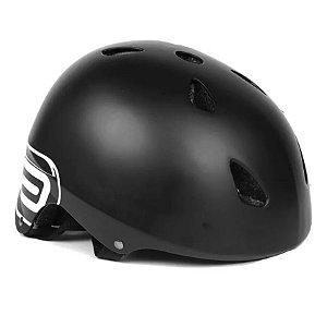 Capacete Asw Gravity Bike Skate Preto - Tamanho G