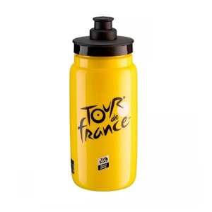 Garrafa Elite Fly Team Tour De France Gialla 550ml 2019