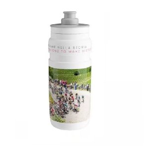 Garrafa Elite Plastico Fly 750ml Giro D Italia Ciclismo Speed