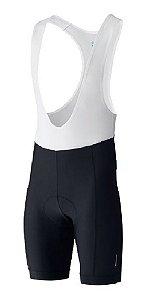 Bretelle  Cicli Shimano  BIB Shorts Preto/Branco Original